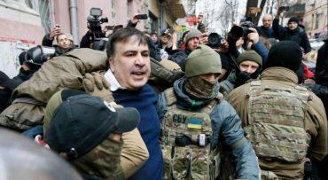 Затримання Саакашвілі: маразм влади Порошенка