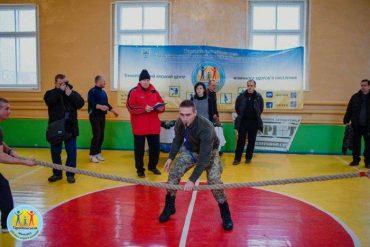 """У Тернополі відбудеться спортивно-патріотичний захід """"Лицарі духу"""""""