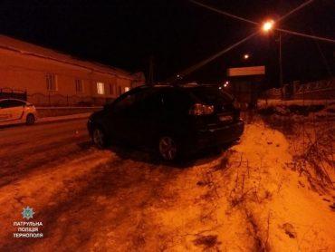Нетверезий водій збив подружжя на зупинці громадського транспорту