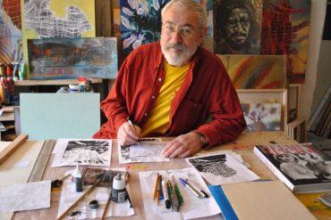 """Відомий тернопільський художник представить виставку """"Павучки. Органічні структури"""""""