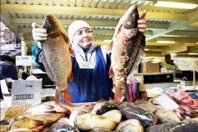 Як купити якісну рибу до новорічного столу?