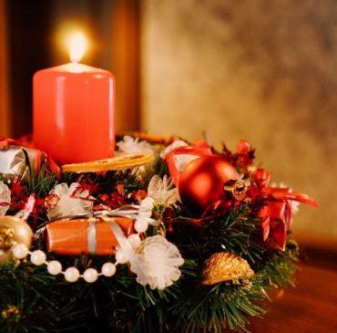 """Сім'я ресторанів """"Файного Міста"""" вітає тернополян та гостей міста з Новим Роком та Різдвом Христовим!"""