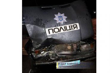 Двоє людей загинуло п'ятеро травмованих в результаті ДТП на Тернопільщині