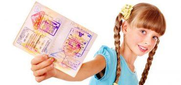Як оформляється закордонний паспорт для дітей?