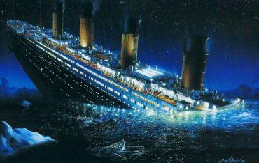 Титанік цивілізації
