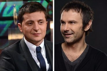 Кого ви готові підтримати на майбутніх виборах Президента України: Вакарчука чи Зеленського?