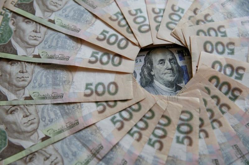 Офіційний курс гривні щодо іноземних валют насьогодні на26 січня 2018