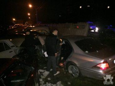 П'яний водій розтрощив 26 машин