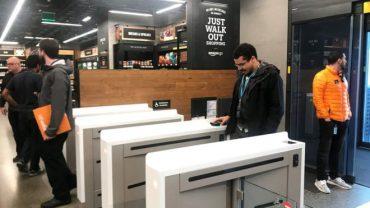 Amazon відкрив перший супермаркет без кас та продавців