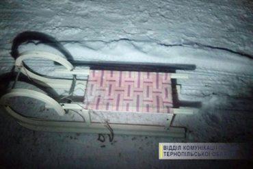 Через пустощі на Тернопільщині загинула дівчина