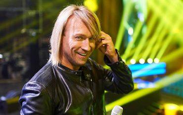 Співак Олег Винник виявився далеким від свого сценічного образу