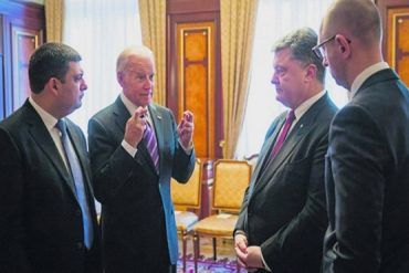 Байден розповів, як обміняв у Порошенка мільярд доларів на звільнення генпрокурора