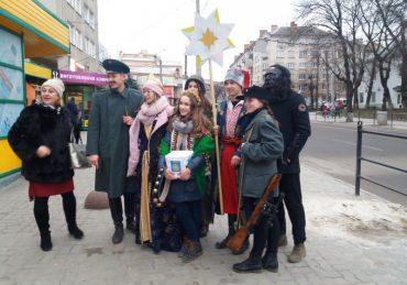 Неймовірний вертеп у Тернополі: Путін, Сталін та інша кремлівська нечисть