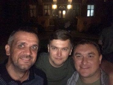 """За які """"гріхи"""" поранили в центрі Тернополя колишнього депутата Ігоря Турського?"""
