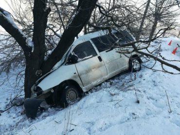 Купівля автомобіля завершилась аварією