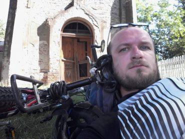 Як Володимир Семків знайшов свій вкрадений велосипед