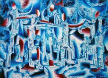 У Тернополі відкриють виставку, де звучать барви