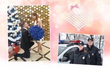 У Тернополі два поліцейських поберуться