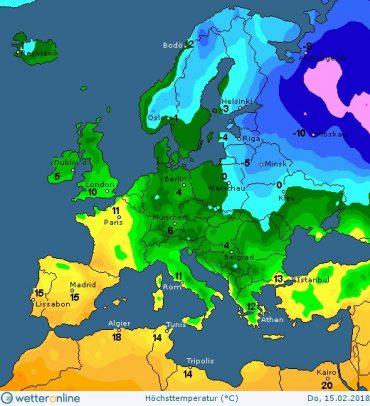 На Стрітення в Україні потепліє до відлиги
