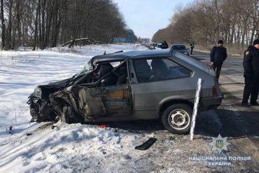 У дорожньо-транспортній пригоді загинув чоловік