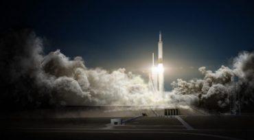 Пряма трансляція історичного запуску Falcon Heavy – найпотужнішої ракети в світі