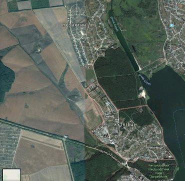 Мешканці Кутківець і Пронятина «спалили кантору» нардепа Заставного
