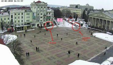 Оприлюднили відео з нападу на Ігоря Турського