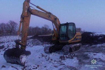 У селі Пробіжна хотіли зробити ставок біля автозаправної станції
