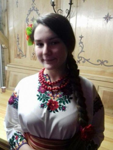 Надія Сачко зайняла перше місце у міжнародному конкурсі з академічного вокалу