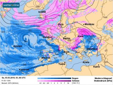 6 березня в Україні почнеться потепління