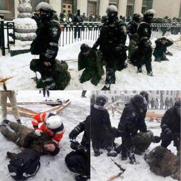 7 березня воїни, волонтери та громадські активісти йдуть до Степана Барни віддати порошенківські нагороди