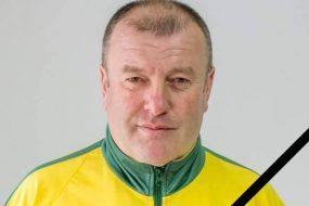 Пішов з життя директор футбольного клубу «Нива» Іван Білоус