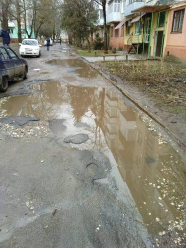 Мешканці вулиці Лесі України готуються перекрити одну з центральних вулиць Тернополя