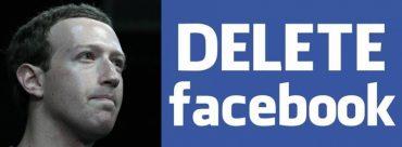 Капіталізація facebook за один день впала на 8%. Цукерберг втратив $6 млрд
