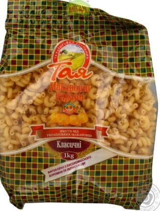 """Не купуйте макарони хмельницької макаронної фабрики від торгової марки """"Тая"""""""