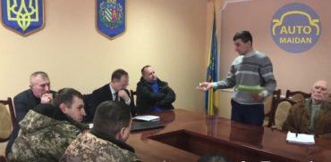 Зустріч учасників бойових дій Чортківщини з нардепом Барною