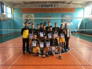Майже 20 років Тернопільщина чекала на 1 місце у чемпіонаті України з волейболу