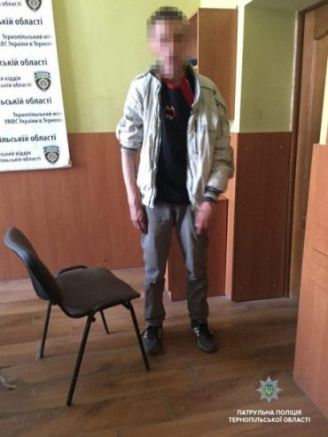 Патрульні оштрафували нетверезого дебошира