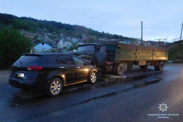 На Теребовлянщині загинув водій, який порушив правила дорожнього руху