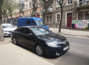 Мер Тернополя Сергій Надал попіарився на водіях