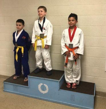 Назар Машлянка здобув бронзову нагороду на the thirty-first annual liberty bell judo classic