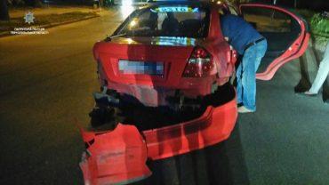 Нетверезі водії скоїли три ДТП у Тернополі