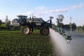"""Агрофірма """"Агрон"""" порушує нормативи при обробці полів хімікатами"""