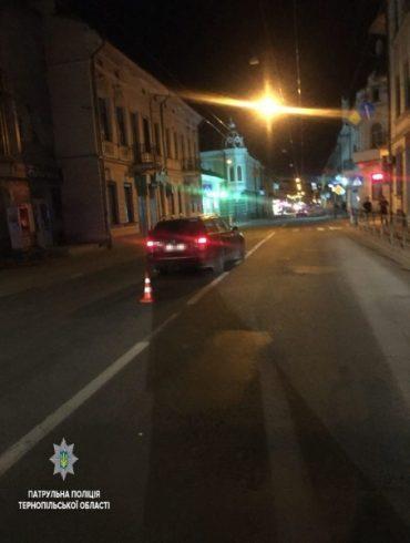 Нетверезий водій спробував втекти від патрульних