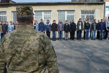 На Тернопільщині завершився весняний призов на строкову військову службу