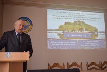 У Тернопільському облводресурсів розпочато роботу з оцінки корупційних ризиків