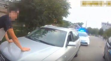 Як у Хоросткові викрали автомобіль, а в Тернополі, за годину, вже затримали автозлодія