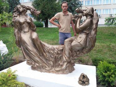 У Тернополі постане романтичний пам'ятник