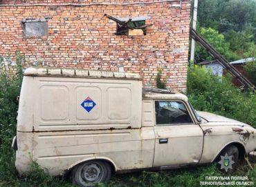 Інспектори знайшли автомобіль, яким незаконно заволоділи цієї ночі