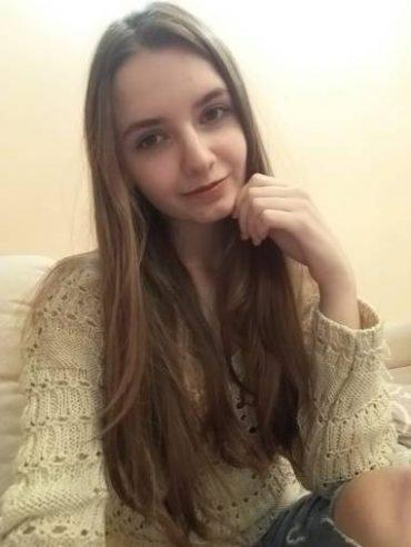 Допоможіть розшукати зниклу неповнолітню тернополянку Анастасію Бородіну